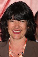 Christiane Amandpour, 2008, Photo By John Barrett/PHOTOlink