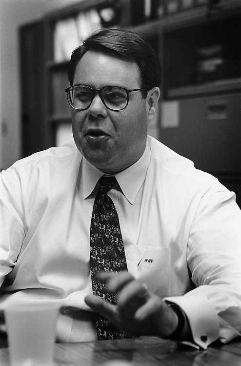 Hal Furman (Nevada). August 1993 (Photo by Laura Patterson/CQ Roll Call)