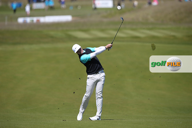 Oliver Fisher (ENG) just did enough to make the weekend during Round Two of the 2015 Nordea Masters at the PGA Sweden National, Bara, Malmo, Sweden. 05/06/2015. Picture David Lloyd | www.golffile.ie