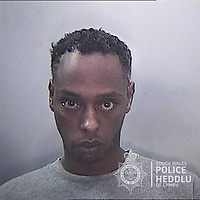 "Pictured: Ahmed Ismail Ali<br /> Re: Ahmed Ismail Ali, 34, from Christina Street, Butetown has been sentenced to 14 years in prison for the attempted murder of his former partner.<br /> The incident began at around 2pm Sunday, February 24, Ali assaulted the 26-year-old woman with a brick at her home in Rutland Street, Grangetown.<br /> She managed to escape but he chased her to the nearby Premier Stores in Cornwall Street where he stabbed her numerous times to the neck and head.<br /> Several members of the public came to the woman's aid, police were called and thanks to a quick-thinking taxi driver, within 15 minutes Ali was arrested by armed officers in Callaghan Square.<br /> He admitted the charge and was sentenced at Cardiff Crown Court today (Thursday, May 30).<br /> Detective Constable Geraint Higgins, from Cardiff West CID, said: ""This was an extremely vicious domestic assault that resulted in shocking injuries including fractures to the skull and multiple stab wounds to the neck and head which required emergency surgery.<br /> ""Clearly such injuries could have had a more tragic outcome but thankfully the victim survived and continues to recover from this ordeal.""<br /> In the hours before this assault, Ali tried to buy two large carving knives from a local ASDA shop only to be prevented when he provided staff with false identification.<br /> DC Higgins said: ""It is important to praise the vigilance and actions of the ASDA staff who intervened when Ali attempted to but two large knives just hours before the attack.<br /> ""We would also like to thank the members of the local community who so bravely helped on the day and have supported our the investigation.<br /> ""We hope today's sentencing reassures the victim and gives her some closure to what was a terrifying incident."""