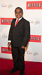 "WASHINGTON, DC - MAY 2: ""'Kid President' Robby Novak attending the Google and Netflix party to celebrate White House Correspondents' Dinner on May 2, 2014 in Washington, DC. Photo Credit: Morris Melvin / Retna Ltd."