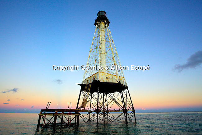 Alligator Lighthouse, Islamorada, Florida