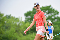 Jessica Korda (USA) makes her way to the number 2 green during round 3 of  the Volunteers of America Texas Shootout Presented by JTBC, at the Las Colinas Country Club in Irving, Texas, USA. 4/29/2017.<br /> Picture: Golffile | Ken Murray<br /> <br /> <br /> All photo usage must carry mandatory copyright credit (&copy; Golffile | Ken Murray)