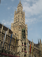 Rathaus and Glockenspiel - Munich, Germany