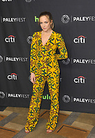 www.acepixs.com<br /> <br /> March 18 2017, LA<br /> <br /> Caity Lotz arriving at the Paley Center For Media's 34th Annual PaleyFest Los Angeles - The CW's Heroes and Aliens - on March 18, 2017 in Hollywood, California<br /> <br /> By Line: Peter West/ACE Pictures<br /> <br /> <br /> ACE Pictures Inc<br /> Tel: 6467670430<br /> Email: info@acepixs.com<br /> www.acepixs.com