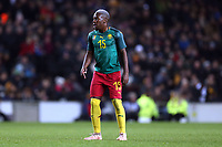 Jeando Fuchs of Cameroon and Sochaux during Brazil vs Cameroon, International Friendly Match Football at stadium:mk on 20th November 2018