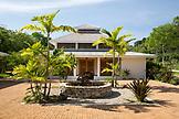 BELIZE, Punta Gorda, Toledo, outside of Belcampo Belize Lodge and Jungle Farm