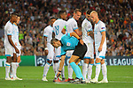 UEFA Champions League 2018/2019 - Matchday 1.<br /> FC Barcelona vs PSV Eindhoven: 4-0.<br /> Tasos Sidiropoulos.
