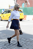 www.acepixs.com<br /> June 27, 2017 New York City<br /> <br /> Chloe Sevigny was seen on June 27, 2017 in New York City.<br /> <br /> Credit: Kristin Callahan/ACE Pictures<br /> <br /> <br /> Tel: (646) 769 0430<br /> e-mail: info@acepixs.com
