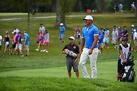 Brooks Koepka (USA) approaches the green on 7 during Rd3 of the 2019 BMW Championship, Medinah Golf Club, Chicago, Illinois, USA. 8/17/2019.<br /> Picture Ken Murray / Golffile.ie<br /> <br /> All photo usage must carry mandatory copyright credit (© Golffile   Ken Murray)