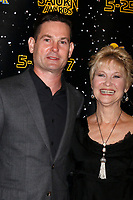 LOS ANGELES - JUN 28:  Henry Thomas, Dee Wallace at the 43rd Annual Saturn Awards - Press Room at the The Castawa on June 28, 2017 in Burbank, CA