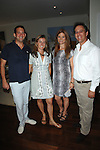 Nick Grouf, Shana Eddy, Abby Maxam, Noel Maxam==<br /> LAXART 5th Annual Garden Party Presented by Tory Burch==<br /> Private Residence, Beverly Hills, CA==<br /> August 3, 2014==<br /> &copy;LAXART==<br /> Photo: DAVID CROTTY/Laxart.com==
