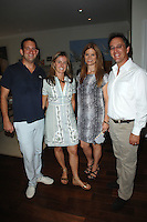 Nick Grouf, Shana Eddy, Abby Maxam, Noel Maxam==<br /> LAXART 5th Annual Garden Party Presented by Tory Burch==<br /> Private Residence, Beverly Hills, CA==<br /> August 3, 2014==<br /> ©LAXART==<br /> Photo: DAVID CROTTY/Laxart.com==