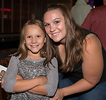 Sharra and 8-year old Riley during the Idina Menzel Concert at the Grand Sierra Resort in Reno, Nevada on Friday, August 25, 2017.