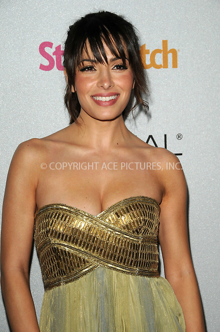 WWW.ACEPIXS.COM . . . . . ....January 27 2011, Los Angeles....Actress Sarah Shahi arriving at 'A Night Of Red Carpet Style' hosted by People StyleWatch at Decades on January 27, 2011 in Los Angeles, California.....Please byline: PETER WEST - ACEPIXS.COM....Ace Pictures, Inc:  ..(212) 243-8787 or (646) 679 0430..e-mail: picturedesk@acepixs.com..web: http://www.acepixs.com