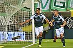 Deportivo Cali venció 4-0 a Rionegro. Fecha 6 Liga Águila I-2018.
