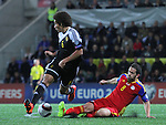 10.10.2015 Andorra. UEFA Europaen Championship Qualifying Round. Picture show Axel Witsel in action during match Andorra v Belgium