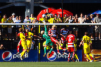 Columbus Crew vs FC Dallas August 28 2010