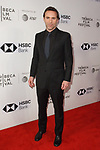 Actor Alessandro Nivola arrives at the U.S. premiere of the movie Disobedience, on April 22 2018, during the Tribeca Film Festival in New York City.