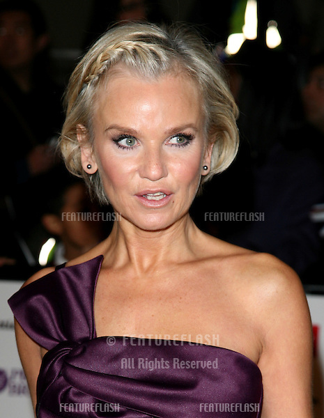 Lisa Maxwell arriving for the 2010 Pride Of Britain Awards, at the Grosvenor House Hotel, London. 08/11/2010  Picture by: Alexandra Glen / Featureflash