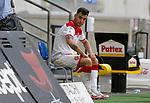 Kaan Ayhan (F95)<br /><br />20.06.2020, Fussball, 1. Bundesliga, Saison 2019 / 2020<br />33.Spieltag, Fortuna Duesseldorf : FC Augsburg<br /><br />Foto : NORBERT SCHMIDT/POOL/ via Meuter/nordphoto<br /><br />Nur für journalistische Zwecke ! Only for editorial use .