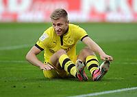 FUSSBALL   1. BUNDESLIGA  SAISON 2012/2013   2. Spieltag 1. FC Nuernberg - Borussia Dortmund       01.09.2012 Jakub  KUBA Blaszczykowski (Borussia Dortmund)
