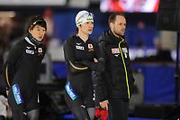 SPEEDSKATING: CALGARY: Olympic Oval, 30-11-2017, ISU World Cup training, Johan de Wit, ©photo Martin de Jong