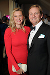 Gretchen and Andrew McFarland at the Houston Symphony Opening Night Champagne at The Corinthian Saturday Sept. 12,2015.(Dave Rossman photo)
