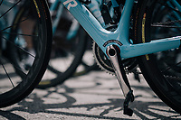 Team AG2R-La Mondiale bikes ready at the start<br /> <br /> 104th Tour de France 2017<br /> Stage 4 - Mondorf-les-Bains &rsaquo; Vittel (203km)