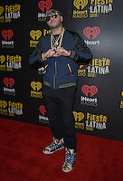 MIAMI, FL - NOVEMBER 05: Farruko attends iHeartRadio Fiesta Latina at American Airlines Arena on November 5, 2016 in Miami, Florida.Credit: MPI10 / MediaPunch