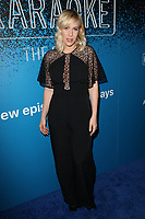 WEST HOLLYWOOD, CA - AUGUST 7: Natasha Bedingfield at the Carpool Karaoke: The Series on Apple Music Launch Party at Chateau Marmont in West Hollywood, California on August 7, 2017. <br /> CAP/MPI/FS<br /> &copy;FS/MPI/Capital Pictures