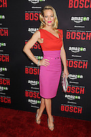 "3 March 2016 - West Hollywood, California - Jeri Ryan. Amazon Original Series ""Bosch"" Season 2 Premiere held at the Pacific Design Center. Photo Credit: Byron Purvis/AdMedia"