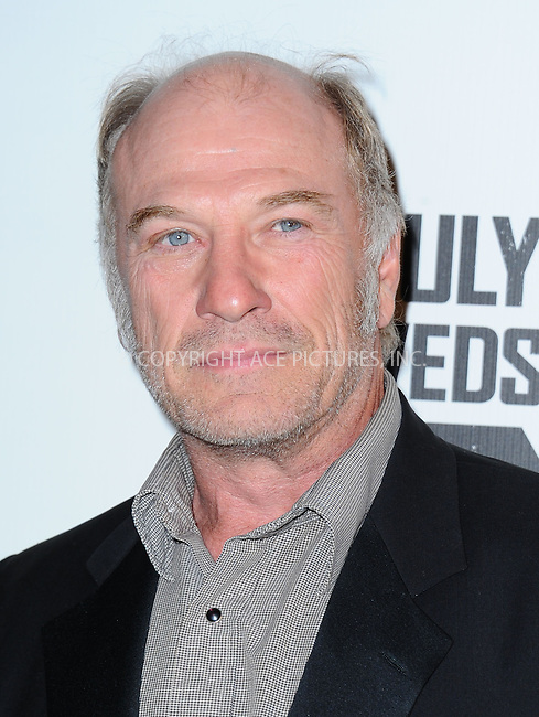 WWW.ACEPIXS.COM<br /> <br /> July 8 2013, LA<br /> <br /> Ted Levine arriving at the series premiere of FX's 'The Bridge' at DGA Theater on July 8, 2013 in Los Angeles, California. <br /> <br /> By Line: Peter West/ACE Pictures<br /> <br /> <br /> ACE Pictures, Inc.<br /> tel: 646 769 0430<br /> Email: info@acepixs.com<br /> www.acepixs.com