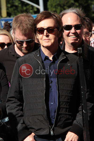 Paul McCartney<br />
