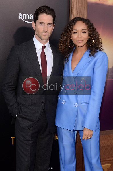 "Iddo Goldberg, Ashley Madekwe<br /> at ""The Last Tycoon"" Red Carpet Premiere Screening, Harmony Gold Theater, Los Angeles, CA 07-27-17<br /> David Edwards/DailyCeleb.com 818-249-4998"