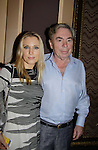 Opening Night with Andrew Lloyd Webber and daughter Imigen at Phantom of the Opera as the first black Phantom starting on May 12 on Broadway at the Majestic Theatre, New York City, New York  (Photo by Sue Coflin/Max Photos)