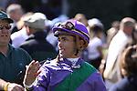 Garrett Gomez at Keeneland Race Course. 04.08.2010