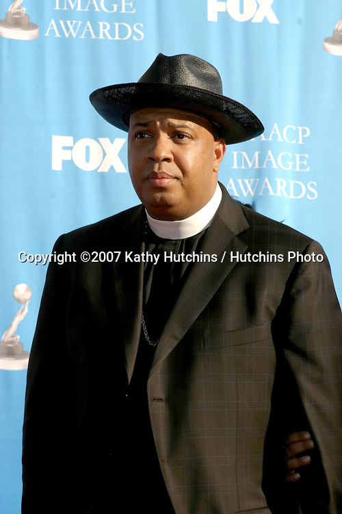 Rev Run.NAACP Image Awards.Shrine Auditorium.Los Angeles, CA.March 2, 2007.©2007 Kathy Hutchins / Hutchins Photo...