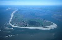 Deutschland, Niedersachsen, Ostfriesische Inseln, Nationalpark Niedersaechisches Wattenmeer, Nordsee, Langeoog