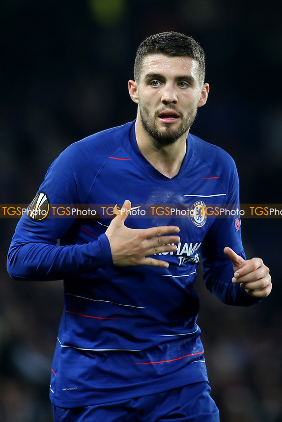 Mateo Kovacic of Chelsea during Chelsea vs MOL Vidi, UEFA Europa League Football at Stamford Bridge on 4th October 2018