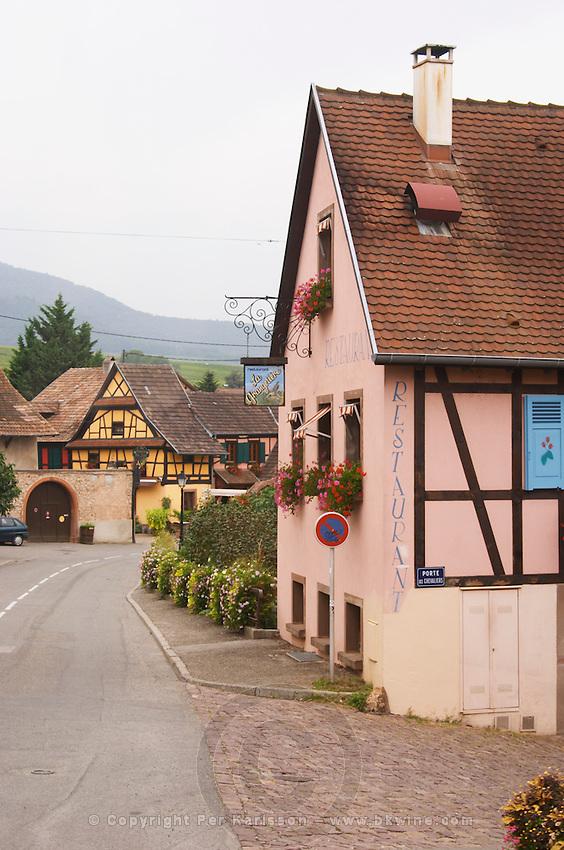 restaurant la grangeliere eguisheim alsace france
