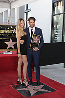LOS ANGELES - OCT 24:  Georgia Connick, Harry Connick Jr at the Harry Connick Jr. Star Ceremony on the Hollywood Walk of Fame on October 24, 2019 in Los Angeles, CA
