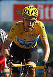2012 Tour De France Stage 10 Macon Bellegarde-sur-Valserine 11th. Bradley Wiggins (ENG) Team Sky on 11/07/2012 in Bellegarde-sur-Valserine, France. .. © Pierre Teyssot