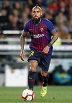 FC Barcelona's Arturo Vidal during La Liga match. April 27,2019. (ALTERPHOTOS/Acero)