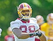 Washington Redskins wide receiver Pierre Garcon (88) participates in an organized team activity (OTA) at Redskins Park in Ashburn, Virginia on Wednesday, May 25, 2015.<br /> Credit: Ron Sachs / CNP