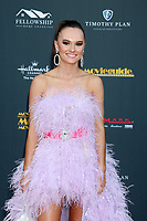 LOS ANGELES - JAN 24:  Madeline Carroll at the 2020 Movieguide Awards at the Avalon Hollywood on January 24, 2020 in Los Angeles, CA