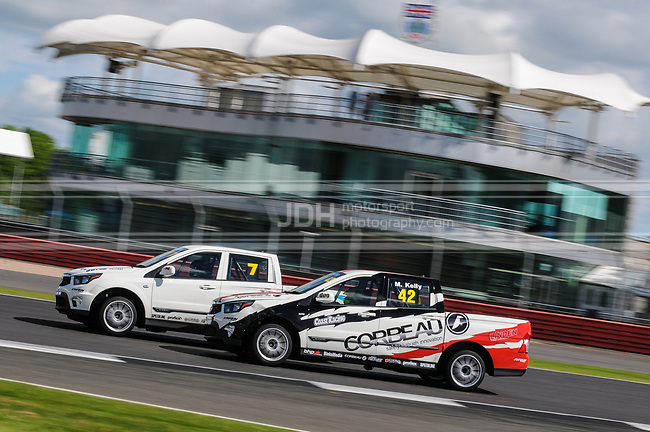 James Gornall & Matt Kelly - SsangYong Racing Challenge