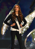BANGKOK, THAILAND - DECEMBER 14: 2018 MISS UNIVERSE: Miss Hungary, Enikő during rehearsals for the 2018 MISS UNIVERSE competition at the Impact Arena in Bangkok, Thailand on December 14, 2018. Miss Universe will air live on Sunday, Dec. 16 (7:00-10:00 PM ET live/PT tape-delayed) on FOX.  (Photo by Frank Micelotta/FOX/PictureGroup)