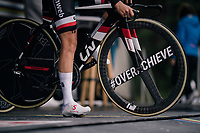 #OVERACHIEVE  by Team Sunweb<br /> <br /> UCI WOMEN'S TEAM TIME TRIAL<br /> Ötztal to Innsbruck: 54.5 km<br /> <br /> UCI 2018 Road World Championships<br /> Innsbruck - Tirol / Austria