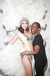 Caesars Entertainment Model Ashley Scott and Marguerite Desir Attend The Association of Community Employment Programs for the Homeless Presents Viva Las Veg-ACE! held at the Waldorf Astoria (Starlight Roof), NY  5/19/11